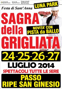 SAGRA SEQUENZIALI 2012